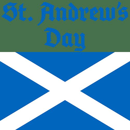 12 - St. Andrew's Day