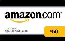 Amazon$50