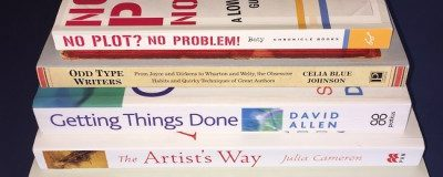 Top 5 productivity books for writers
