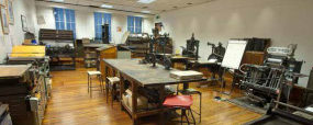 Printing School Tours [19th July, London]