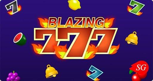 Игрок сорвал джекпот в слоте Blazing 7