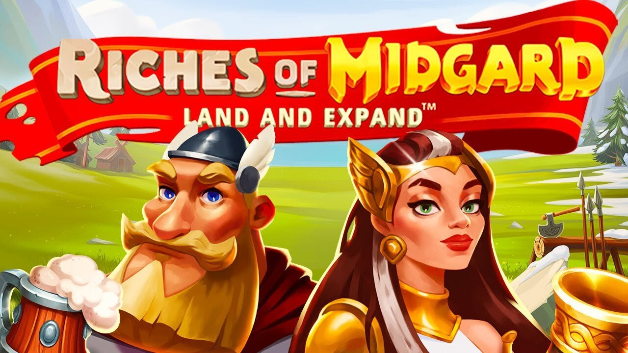Riches of Midgard – NetEnt