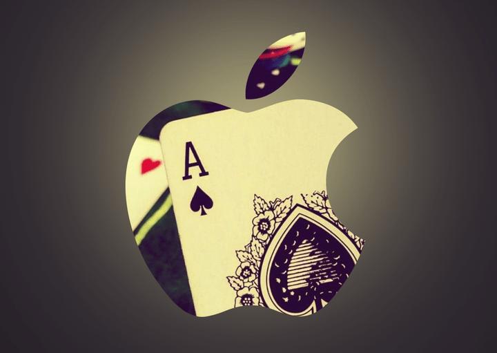 Apple обвинили в поддержке азартных игр