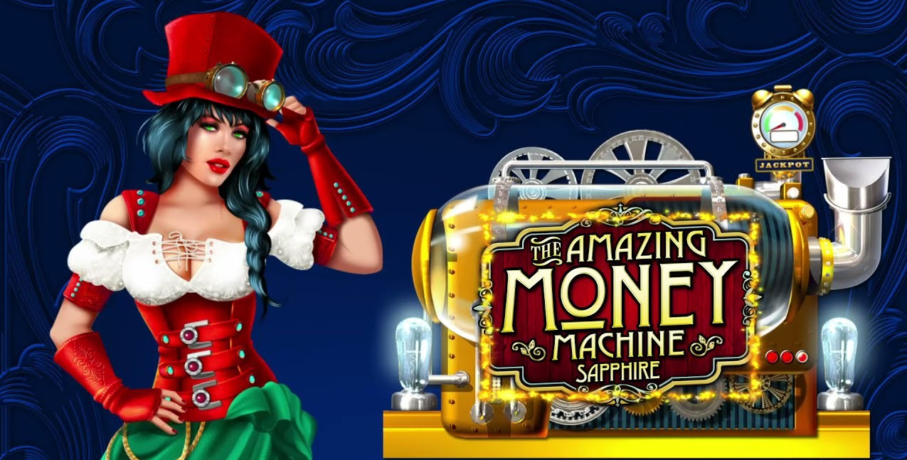 The Amazing Money Machine – Pragmatic Play