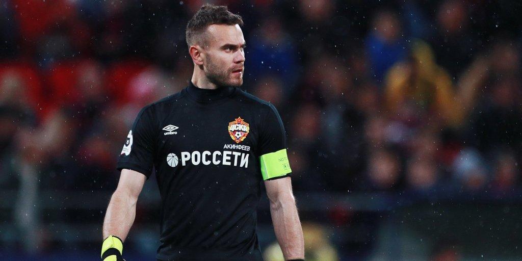 Акинфеев ответил на вопрос о завершении карьеры