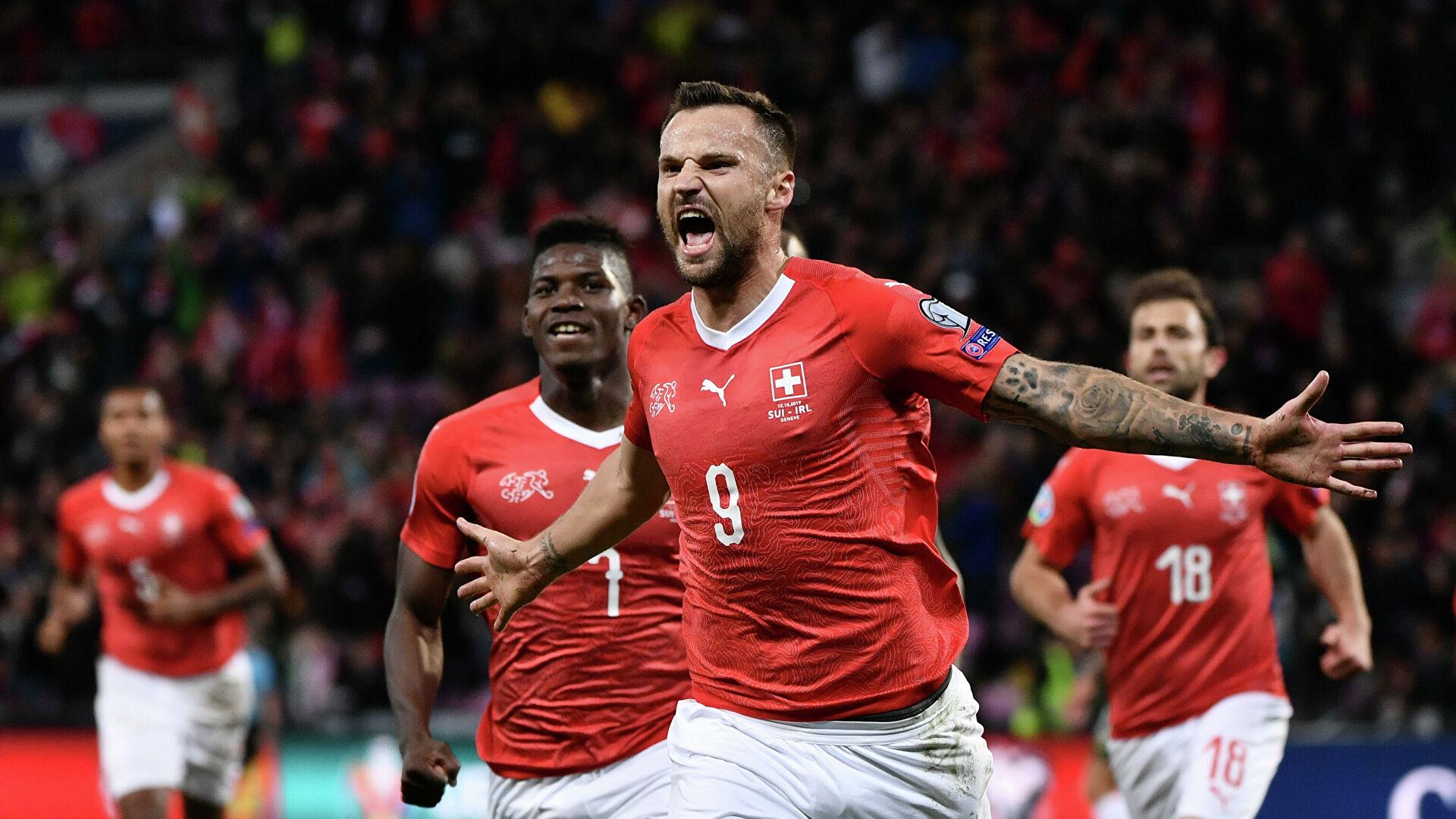 Уэльс - Швейцария: команды довольно часто фолят, этим можно воспользоваться
