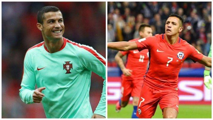 Պորտուգալիայի ու Չիլիի չեմպիոնության վրա կարելի է խաղադրույք կատարել միևնույն՝ 3,25 գործակցով: