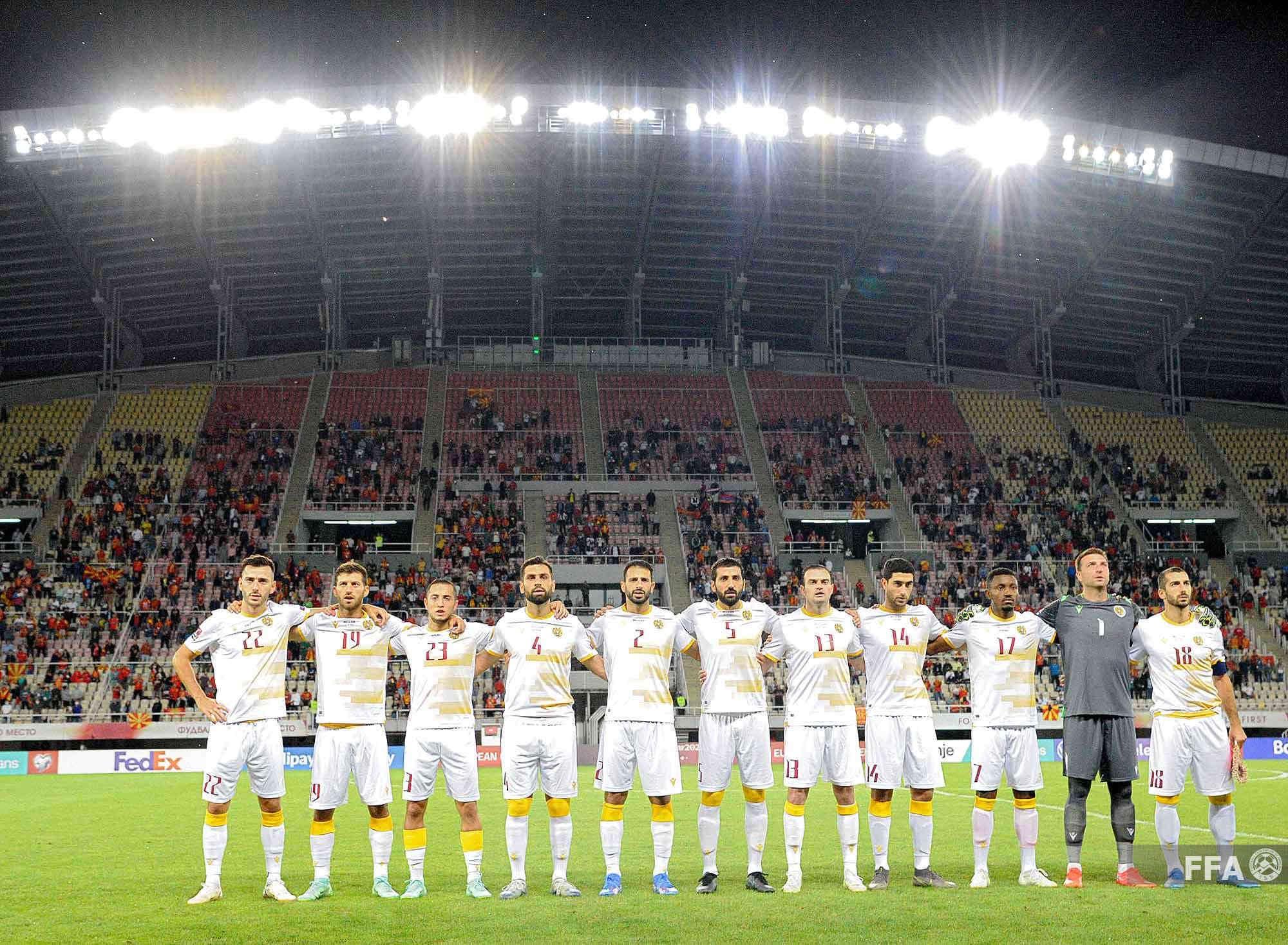 Հայաստանի հավաքական