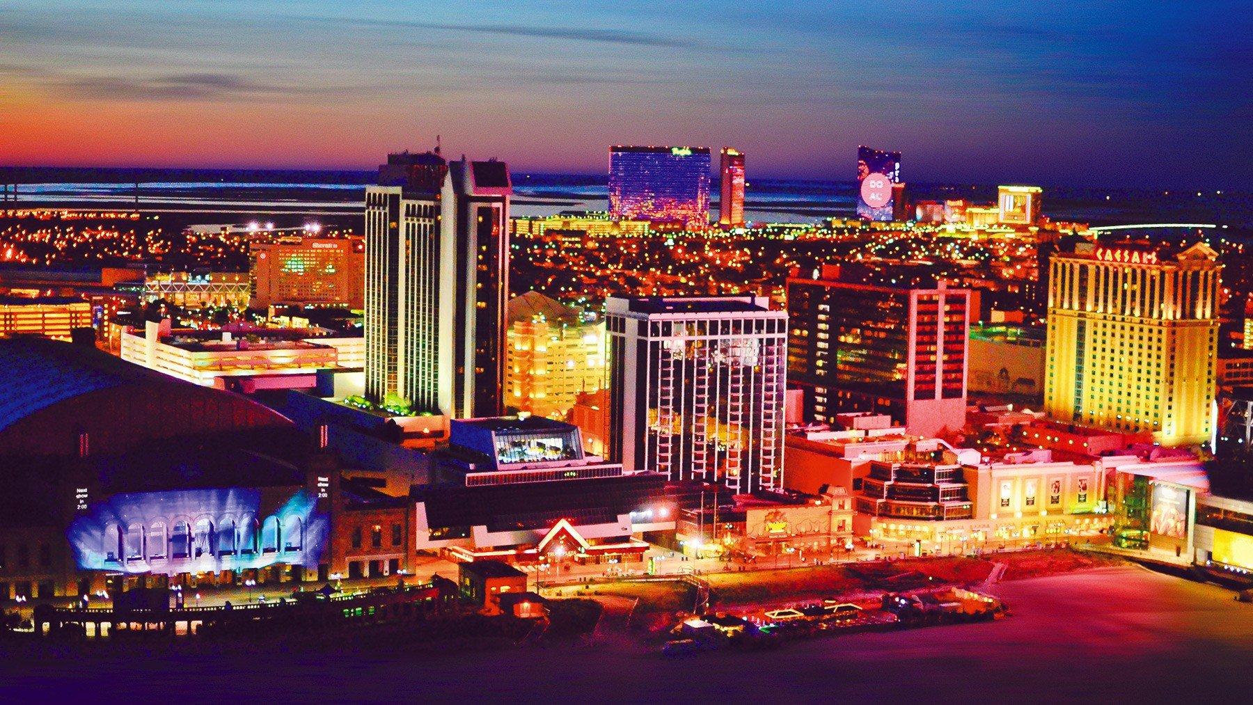 Казино-отели Атлантик-Сити разместят у себя бездомных на время пандемии коронавируса