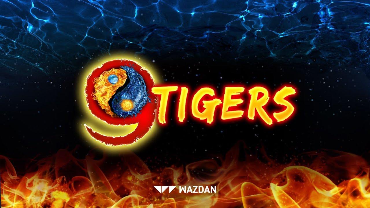 Слот 9 Tigers