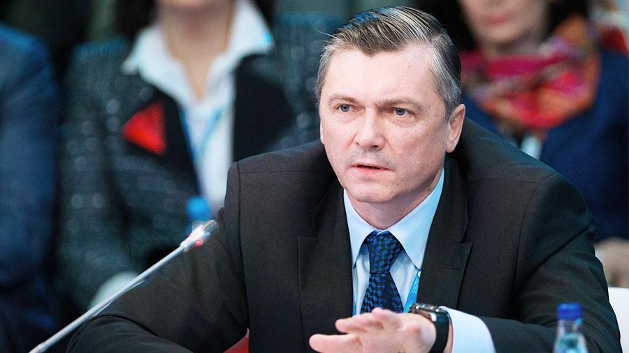 Председатель совета директоров «Локомотива» Анатолий Мещеряков