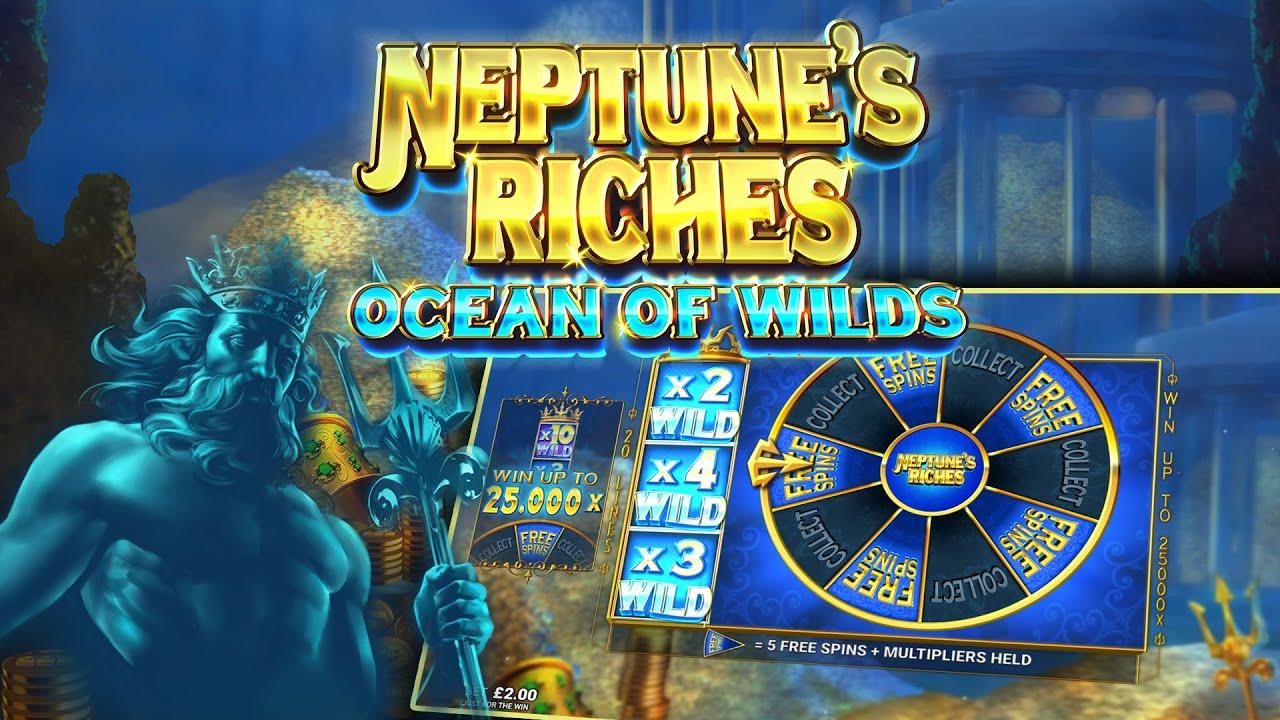 Neptune's Riches: Ocean Wilds