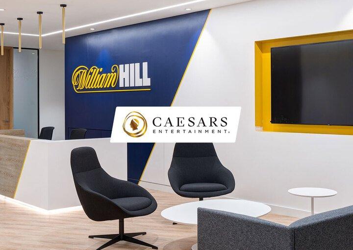 Caesars выкупит William Hill до конца марта 2021 года
