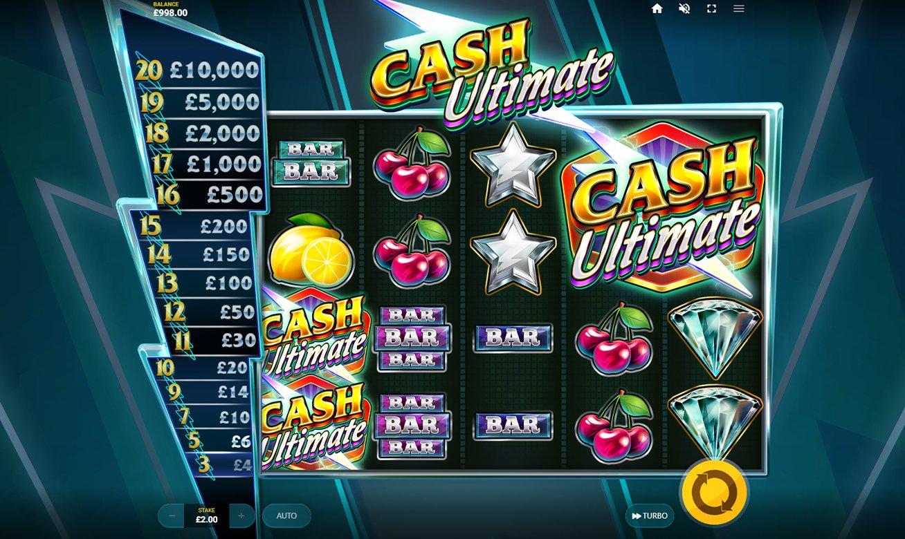 Cash Ultimate – Red Tiger