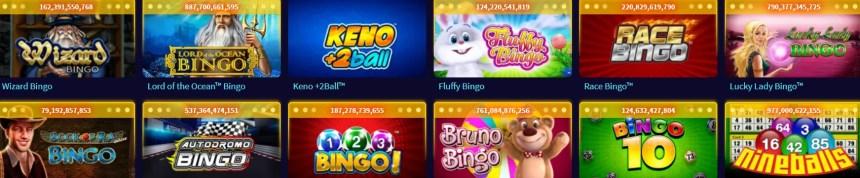 Бинго в казино GameTwist