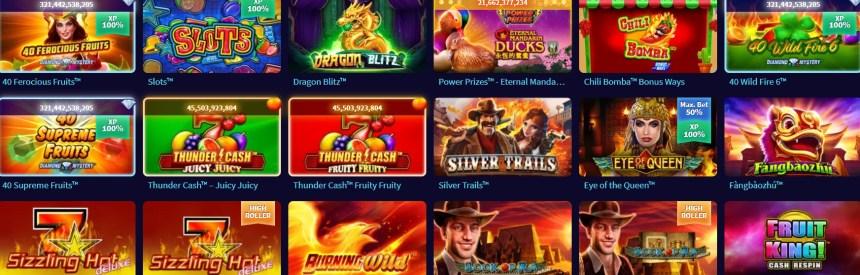 Слоты в казино GameTwist