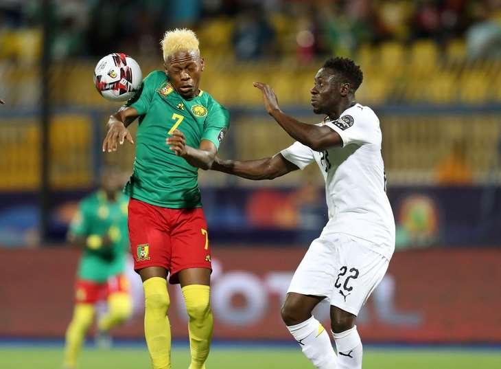 КАН-2019. Камерун и Гана сыграли вничью