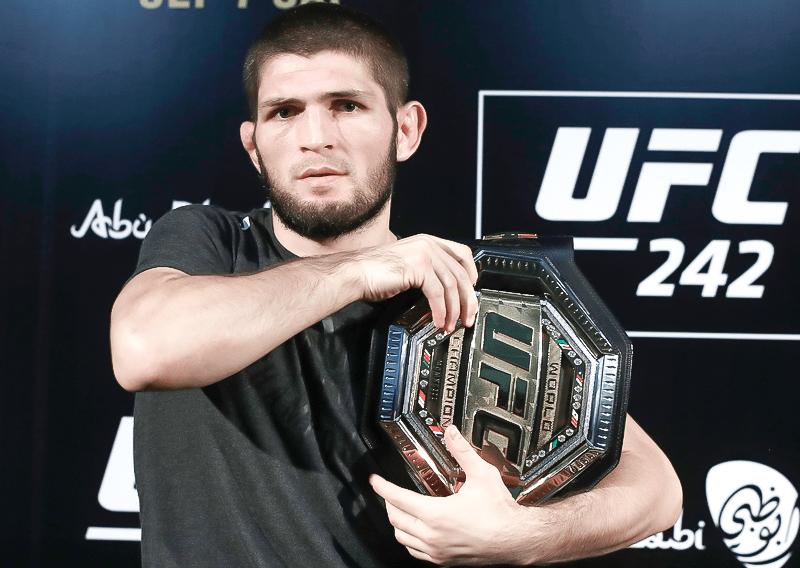Беттер проиграл миллион после вечера UFC 242 в Абу-Даби