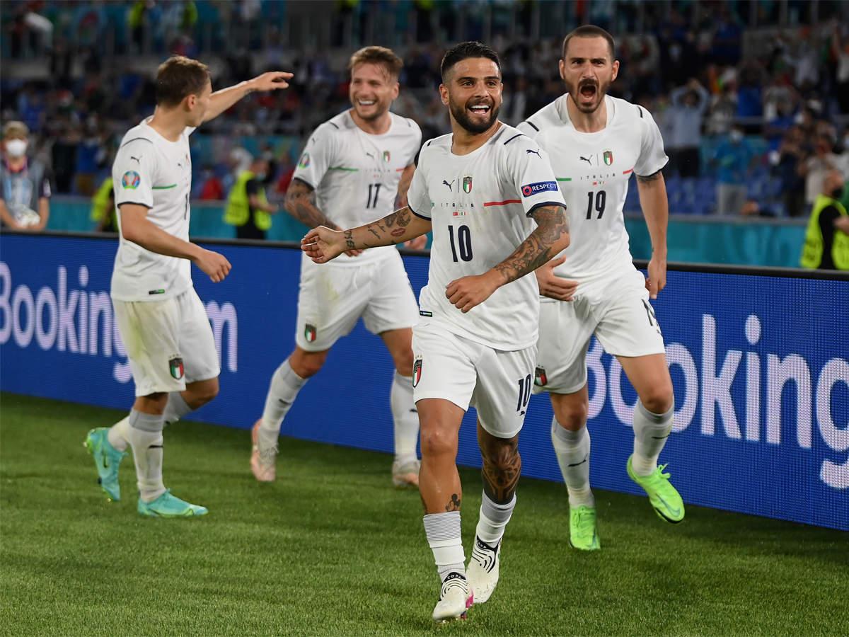 После победы над Турцией, Италия вошла в тройку фаворитов Евро