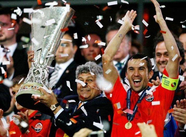 «Шахтар» вигравав турнір (Кубок УЄФА) в 2009-му році