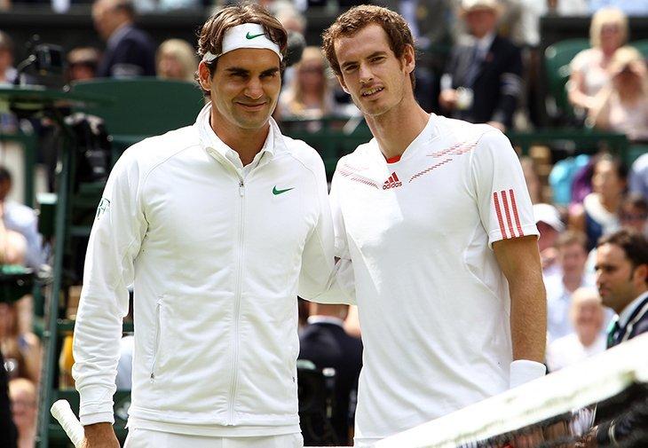 Роджер Федерер та Енді Маррей прокоментували новину про договірні матчі в тенісі