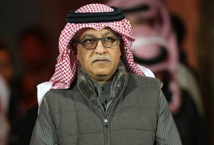 Президент АФК Шейх Салман Бін Ібрагім Аль Халіфа