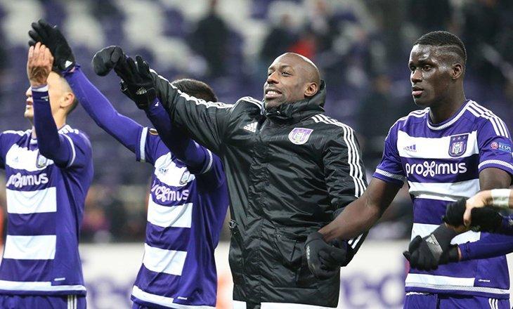 В трьох останніх матчах чемпіонату Бельгії «Андерлехт» не вигравав