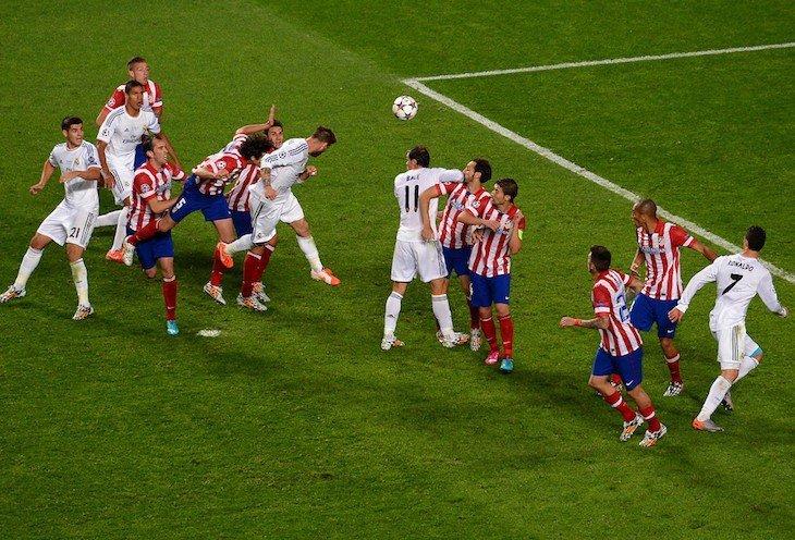 Цей гол Серхіо Рамоса врятував «Реал» від поразки два роки тому