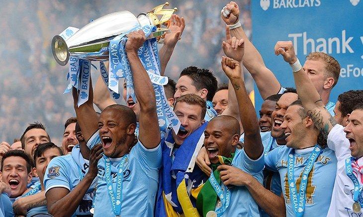 Букмекери вважають, що «Манчестер Сіті» може повернути чемпіонський титул