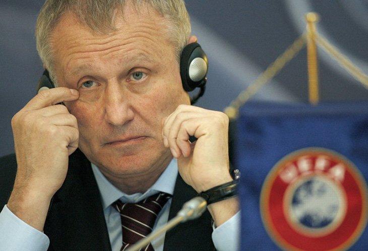 Григорій Суркіс може стати сьомим (постійним) президентом в історії УЄФА