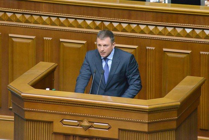Законопроект зареєстрував народний депутат Ігор Молоток