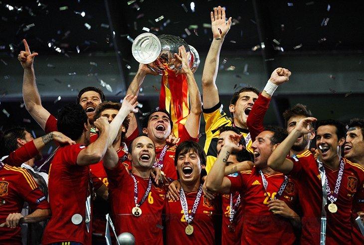 Чинний чемпіон Іспанія – третя в списку фаворитів