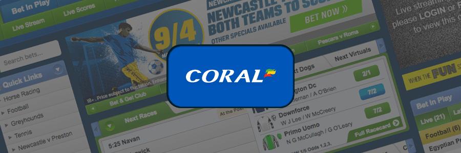 Лого Coral