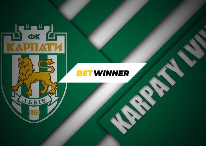 БК Betwinner стала титульним спонсором «Карпат»