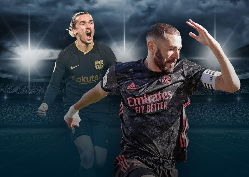 «Реал Мадрид» - «Барселона»: що пропонують букмекери на «Ель Класіко»?