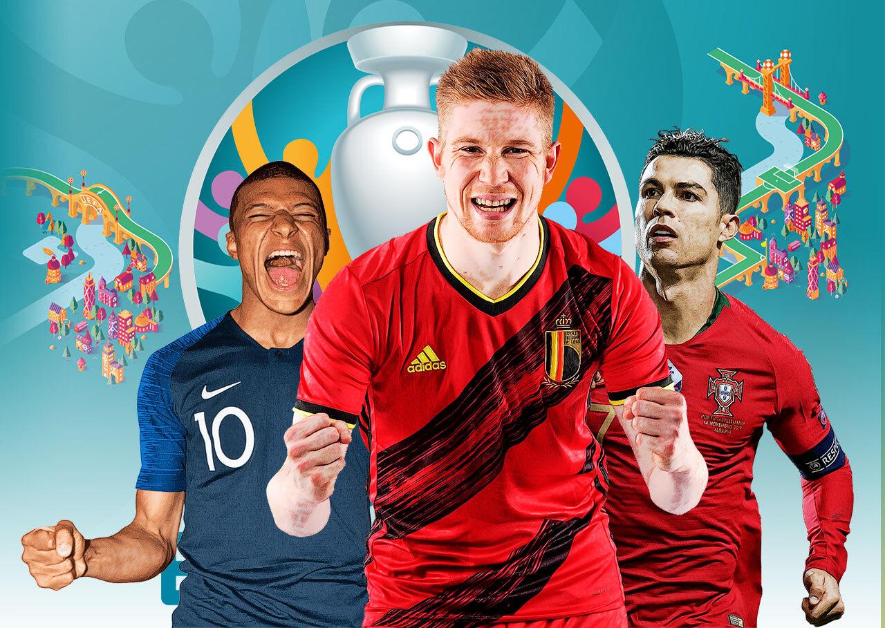 Хто стане найкращим гравцем Євро-2020: коефіцієнти букмекерів