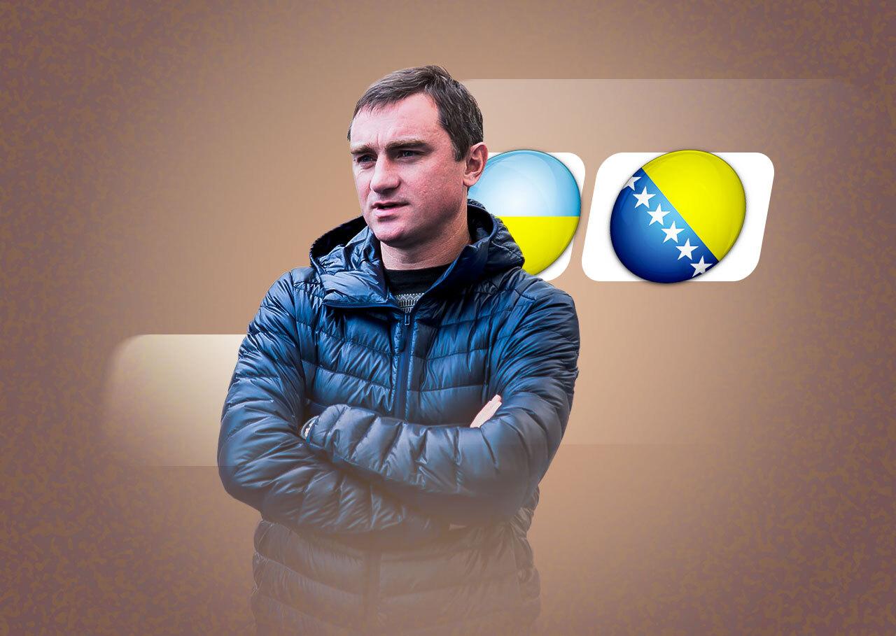Андрій Воробей: «Збірна України повинна бути впевненішою в своїх силах»