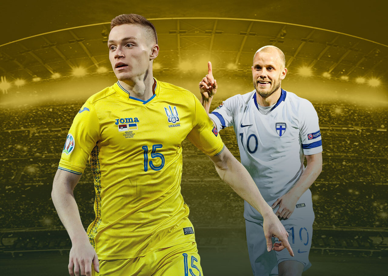 Фінляндія - Україна: прогноз на матч 09.10.2021, ставки і коефіцієнти від букмекерів
