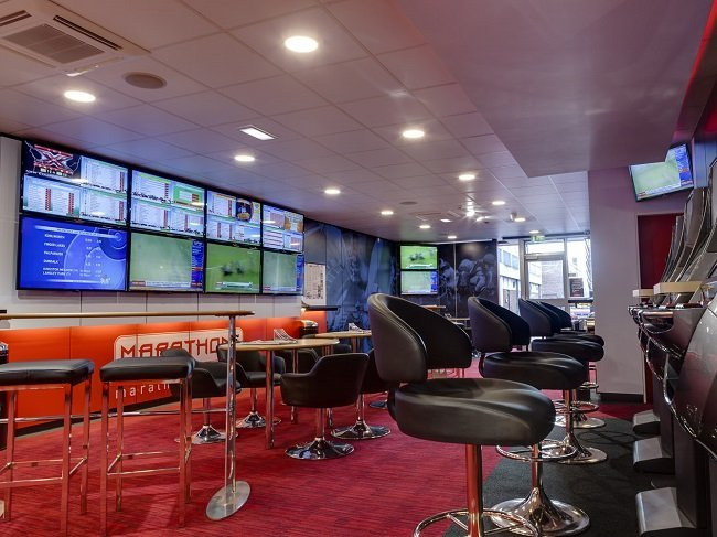 Marathonbet betting shop