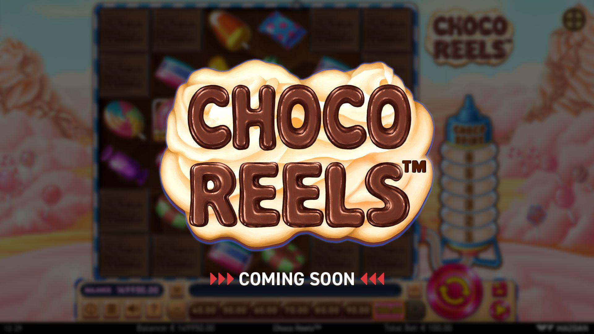 Choco Reels – новый слот от Wazdan