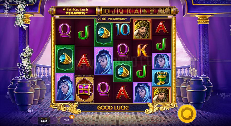 Ali Baba's Luck Megaways – Max Win Gaming
