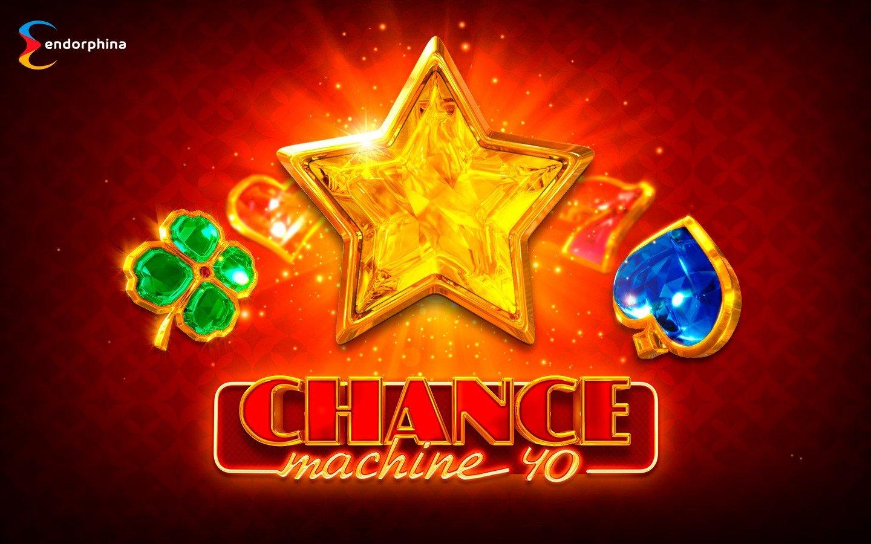 Chance Machine 40 – новый слот от Endorphina