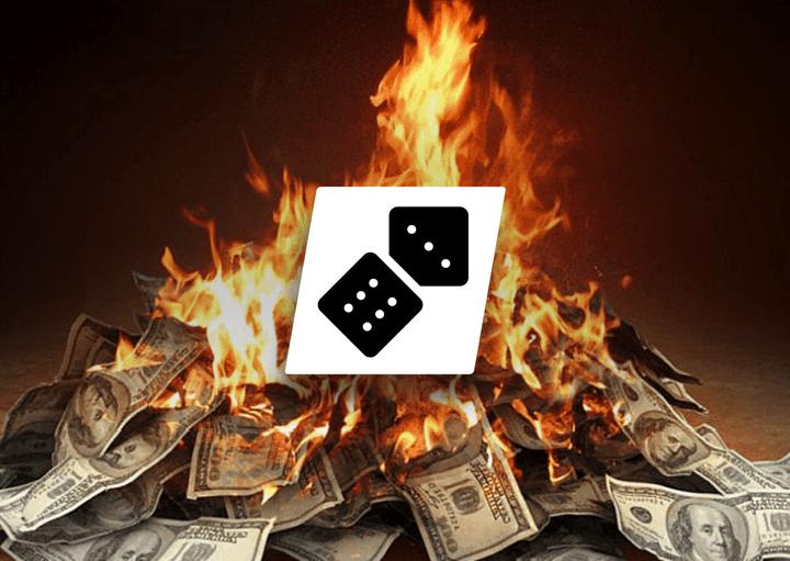 Житель США спустил ипотечные кредиты на казино