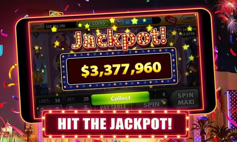Выигрыши казино