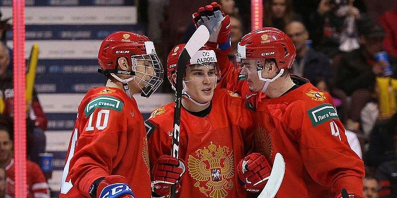 Объявлен состав молодежной сборной России для подготовки к Турниру четырех наций