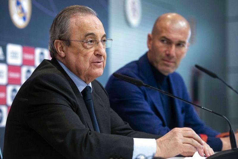 Флорентино Перес продолжает игнорировать мнение главного тренера