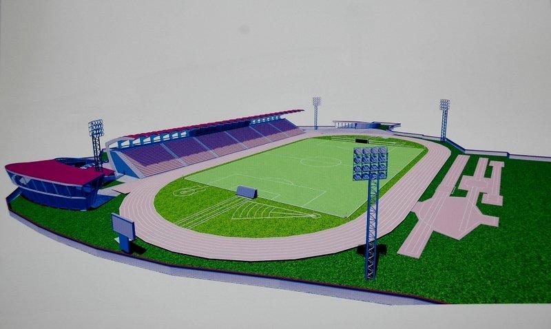 Аукцион на миллиардный контракт по реконструкции футбольной базы в Крыму признан несостоявшимся