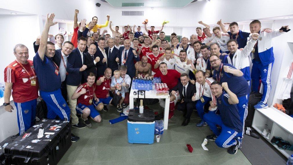 Почему эта сборная России — лучшая в истории