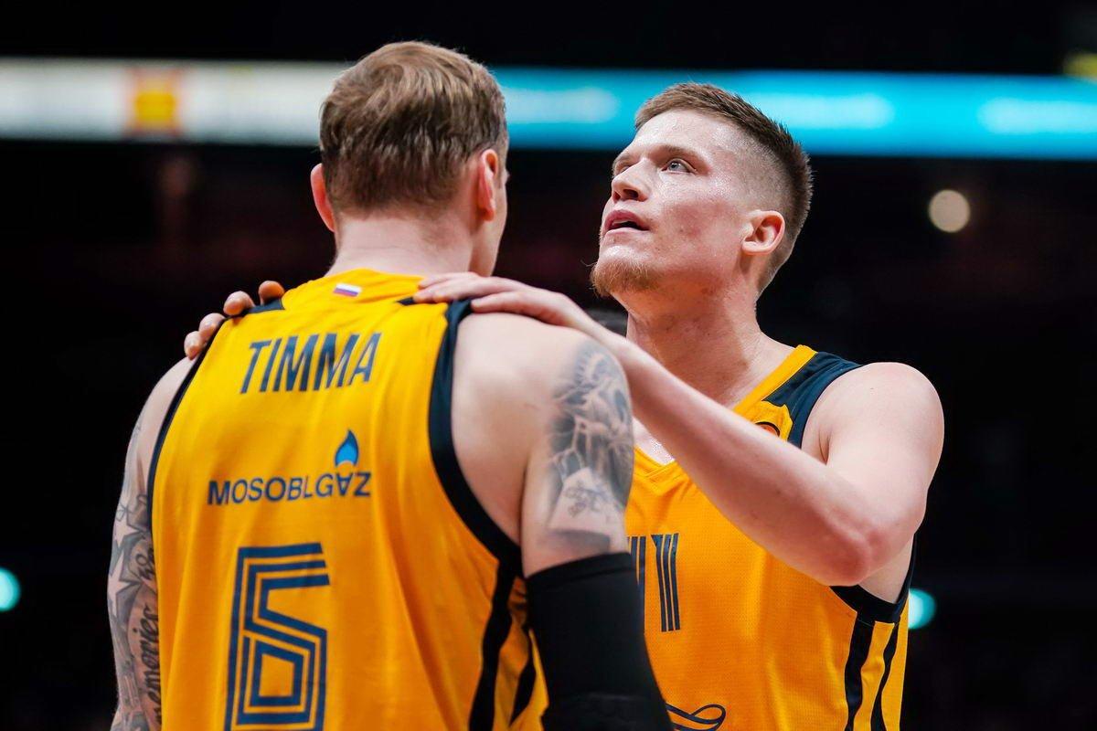 Янис Тимма и Йонас Йеребко