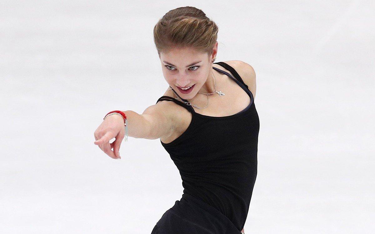 Чемпионка Европы - 2020 Алена Косторная